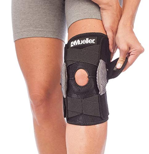 best hinged knee brace