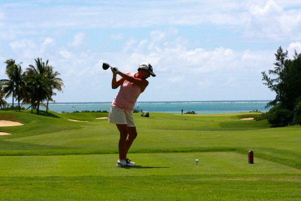 Beautiful Golf Dresses For Women To Play With A Style